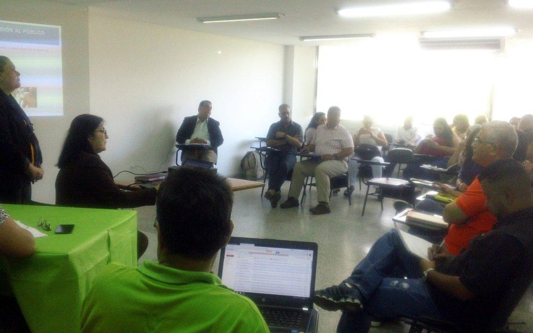 FundaRedes participó en el I encuentro de agendas fronterizas para apoyar a personas con necesidad de protección internacional