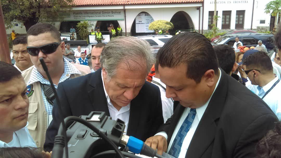 Fundaredes solicitó a Almagro investigar violación de DDHH por la guerrilla a venezolanos