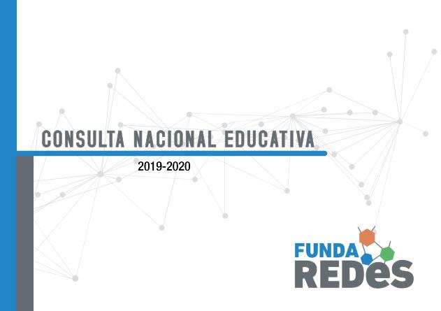 Consulta Nacional Educativa 2019 – 2020