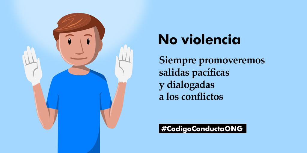 Un código de conducta para profundizar  el funcionamiento democrático de las ONG venezolanas