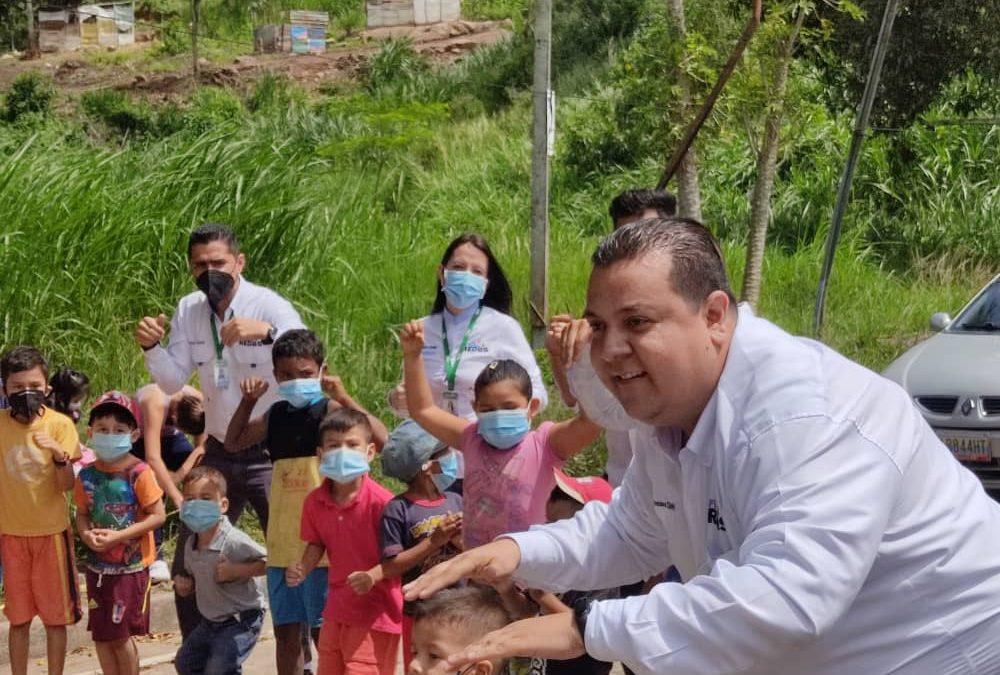 Más de 6 mil personas atendidas por FundaRedes en comunidades de estados fronterizos