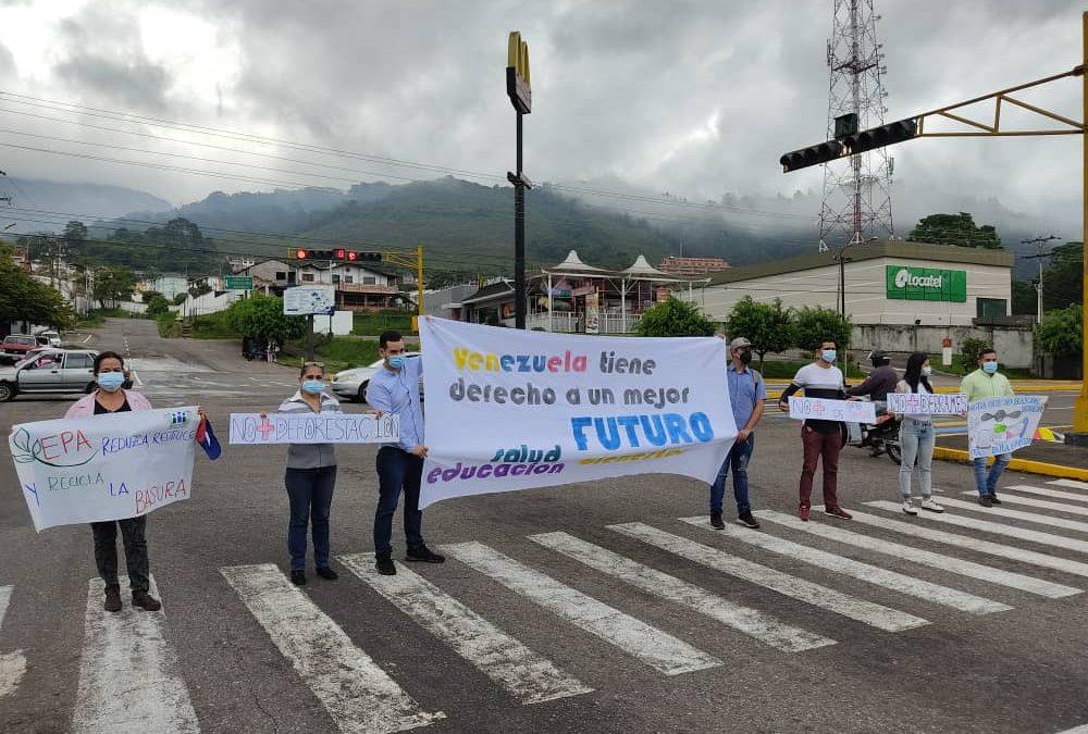 Exigen al Estado venezolano frenar el daño ambiental en Venezuela