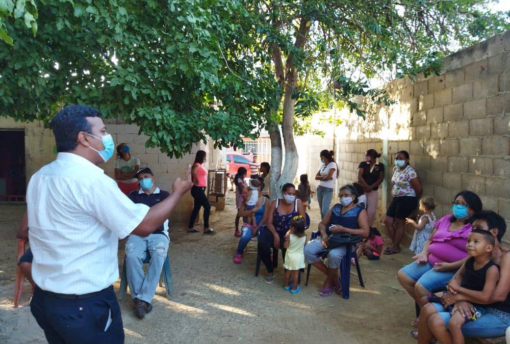 Fundaredes promueve la defensa de los Derechos Humanos en comunidades de Falcón