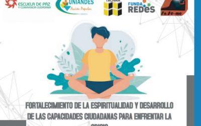 Manual de fortalecimiento de la espiritualidad y desarrollo de las capacidades ciudadanas para enfrentar la crisis