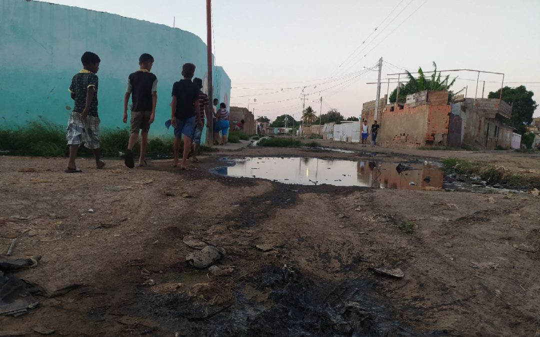 FundaRedes atendió vulneraciones de derechos en la comunidad Cruz Verde del estado Falcón